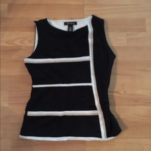 White House Black Market Work out Top